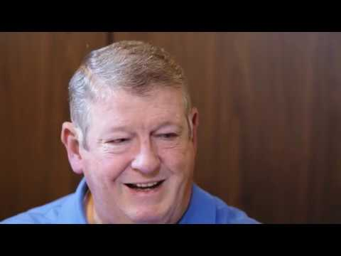 National Embryo Donation Center Co-founder Dale collins, an embryo adoption pioneer